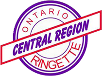 Logo for Ontario Central Region Ringette League